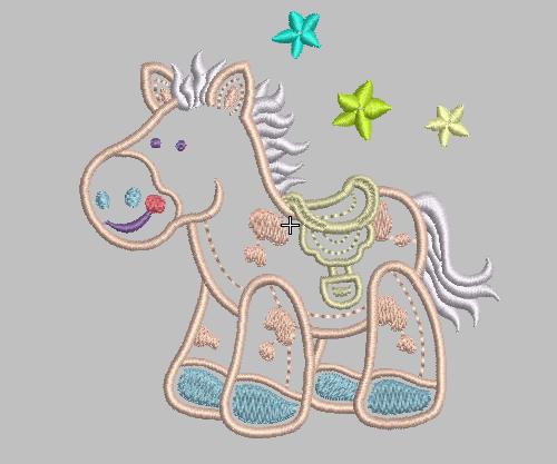 Rocking Horse Baby birth details 2